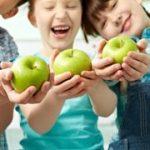 kinderen voedsel